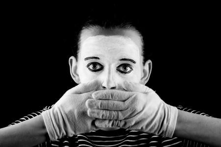 Mime   © George Hodan/Public domain pictures