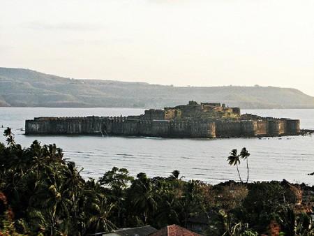 Murud-Janjira Fort   © Shivam S / Wikimedia Commons