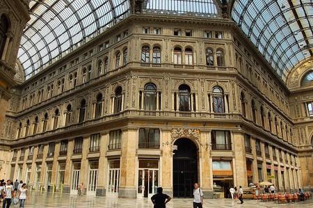 Galleria Umberto I - the scene of the crime | © Michael Paraskevas/WikiCommons