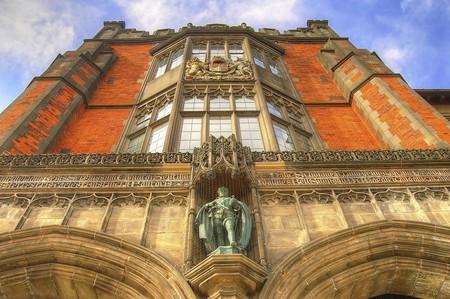 Newcastle Uni | © Neil Sim