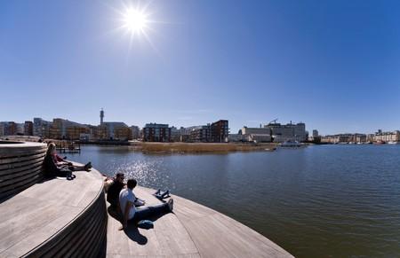 Hammarby Sjöstad | © Ola Ericson / imagebank.sweden.se