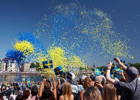 Swedish National Day | © Ola Ericson/imagebank.sweden.se