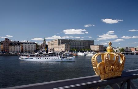 The Royal Palace of Stockholm | © Ola Ericson / imagebank.sweden.se