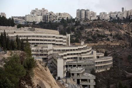 Construction of underground cemetery in Jerusalem | © Courtesy Rolzur / SIPA / REX / Shutterstock