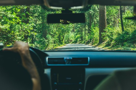 Driving on a Road Trip | © Pixabay