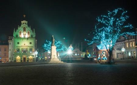 Rzeszów at night | © centralniak / Flickr