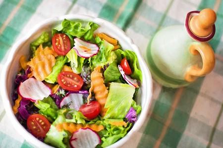 Fresh salad | © Pixabay