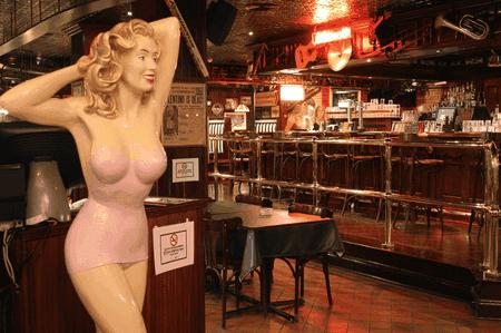 Image Courtesy of Harley's American Restaurant & Bar