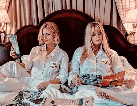 The High Low, Pandora Sykes & Dolly Alderton | © Instagram @PandoraSykes