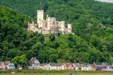 Stolzenfels Castle | © haveseen / Shutterstock