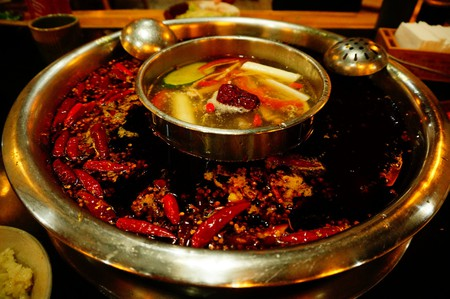 Sichuan Hot Pot | © Andrew and Annemarie