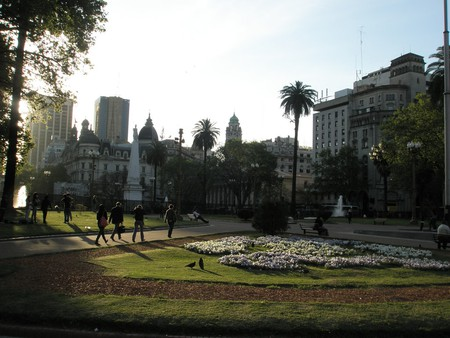 A pretty park in central Buenos Aires   © Sindy & Mike`s Weltreise/Flickr