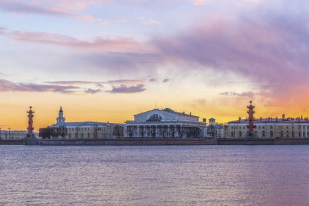 Vasilievsky Island | © LuidmilaKot / Pixabay