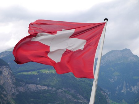 The Swiss flag | © hagu81/ Pixabay