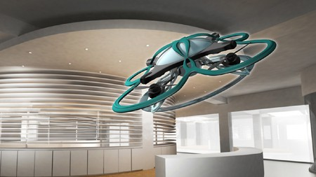 Taisei's office drones could help with Japan's overtime epidemic | © Taisei