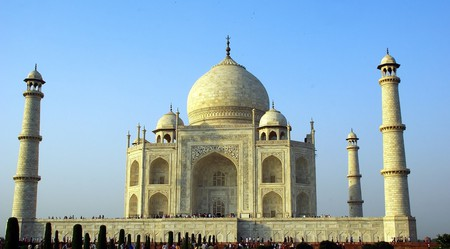 The Taj Mahal, India's best-known landmark, has been facing a decline in visitors in recent years | ©Dezalb/Pixabay