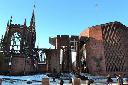 Coventry Cathedral   © Tatenda Munzara