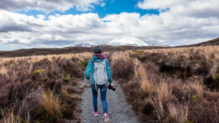 Trail Walk, Tongariro National Park | © Thomas Schweighofer/Unsplash