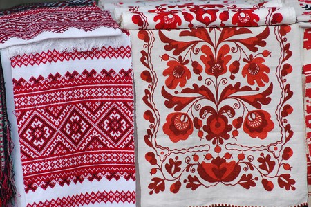 Ukrainian Embroidery | © Bruin/WikiCommons