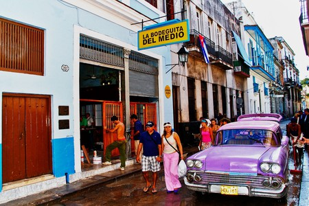 La Bodeguita del Medio, Havana   © marcosantiago / Pixabay
