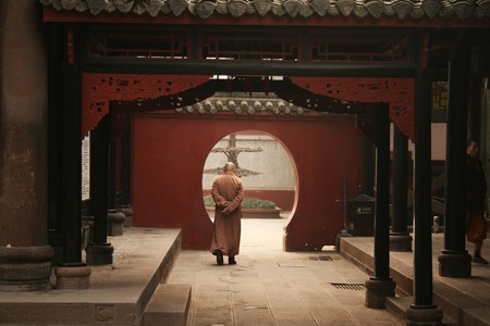 Wenshu Monk | © moniqca