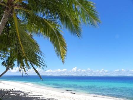 White Beach in the Philippines | via Pixabay