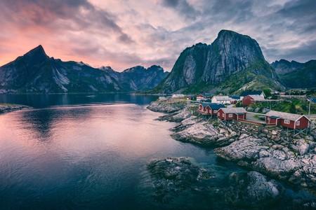 Hamnøy, Norway   © Yuriy Garnaev / Unsplash
