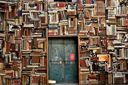 The world of books | © unknown/Pexels