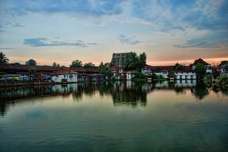 Trivandrum Sree Padmanabha Swamy Temple Complex | © Ashcoounter / WikiCommons