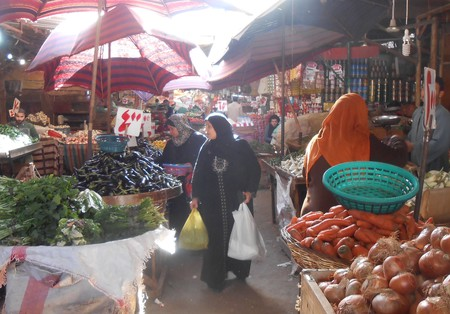 Cairo's Friday market   © Mariam Ghorab