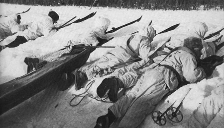 Finnish soldiers in World War Two | Public domain / WikiCommons