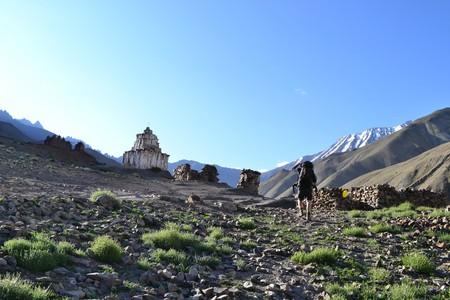 Trekking in Stok Kangri, India | © Sebastian Preußer / Flickr