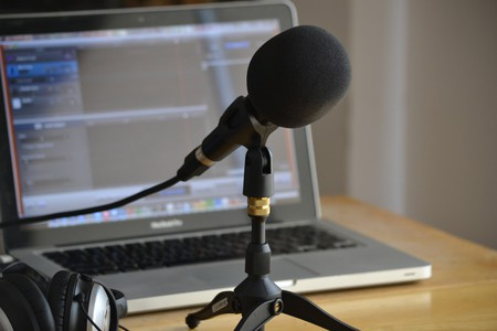Podcasting equipment | © Nicolas Solop / Flickr