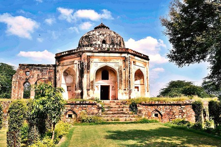 Quli Khan's Tomb, Delhi | © Anupamg / Wikimedia Commons