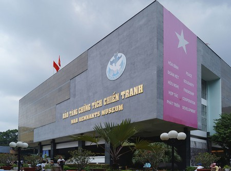 War Remnants Museum in Ho Chi Minh City | © Prenn/WikiCommons