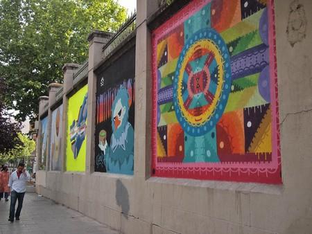 The walls of the Tabacalera |© Marta Nimeva Nimeviene / Flickr