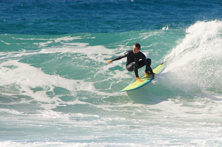 Time to surf! | © Fabrizio Binello/Flickr