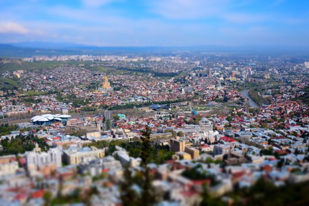 View of Tbilisi | © jagermesh / Flickr