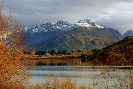 Lake Hayes, Otago, New Zealand | © Bernard Spragg/Flickr