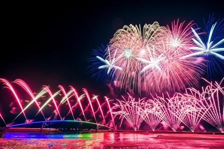 Penghu Fireworks Festival   © Wei-Te Wong / Flickr