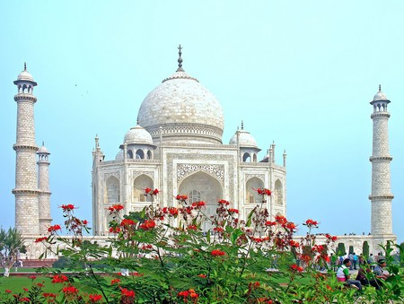 Taj Mahal, Agra, India | © Dennis Jarvis / Flickr