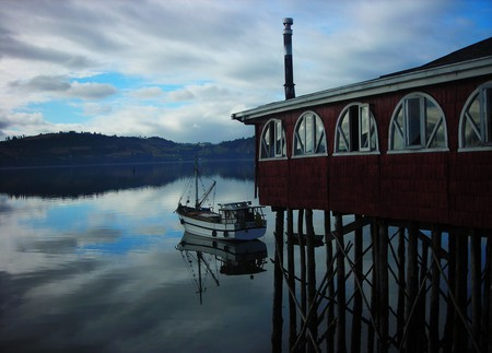 Chiloe Water| © Matiiaz Trujillo / Flickr
