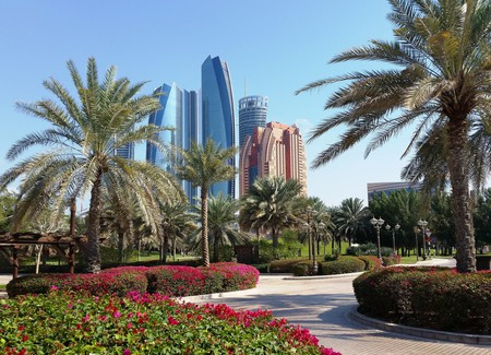 Abu Dhabi is the new best place to go in the UAE | © Michael Panse/Flickr