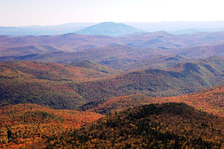 Green Mountains in Fall | © Zdenek Svoboda/Flickr