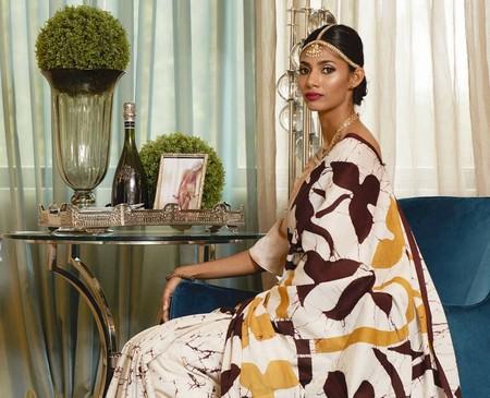 Beautiful batik by Nithya | Courtesy of Nithya
