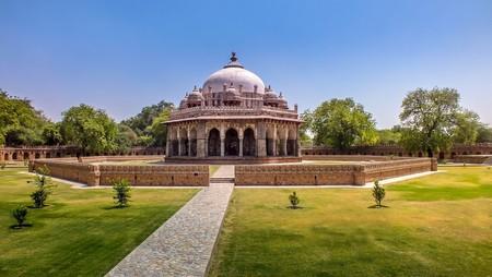 Isa Khan Niyazi Tomb, New Delhi | © PIVISO / Flickr