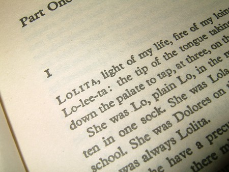 First page of Nabokov's Lolita | © Laura/Flickr