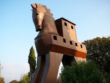 Trojan Horse   © Marion Doss/Flickr