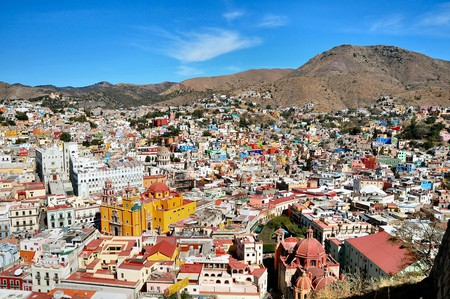 The view over Guanajuato, Mexico © Russ Bowling / flickr