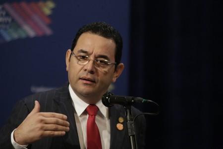 Jimmy Morales | © Presidencia El Salvador/Flickr